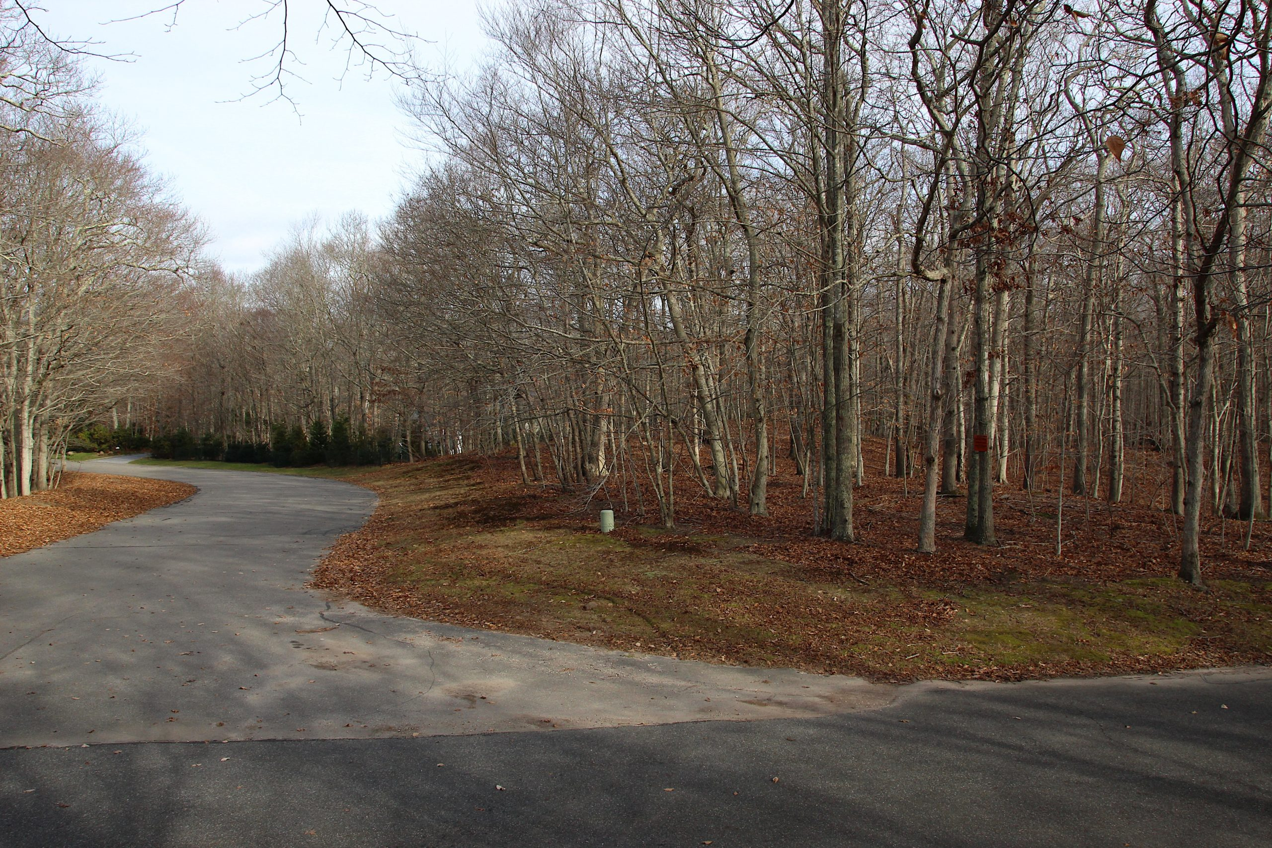East Hampton Town has agreed to purchase 13 acres of undeveloped land off Arbor Path in the Stony Hill area of Amagansett for $7 million over the next three years.