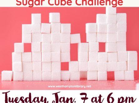Sugar cube challenge