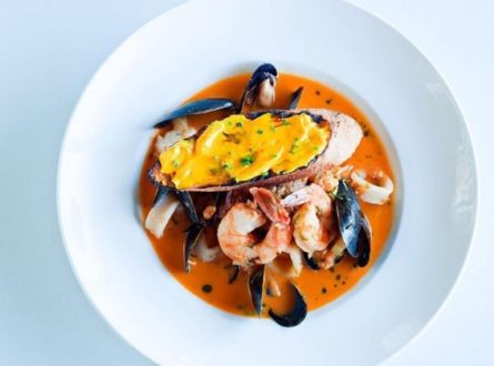 Bouillabaisse Night at the Bell and Anchor