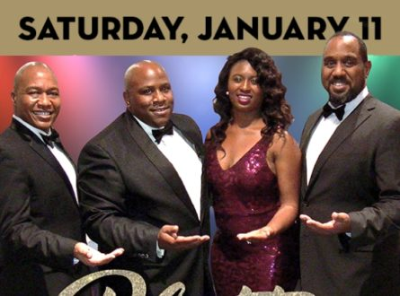 The Platters (with opening set from LI's own The Traditions)