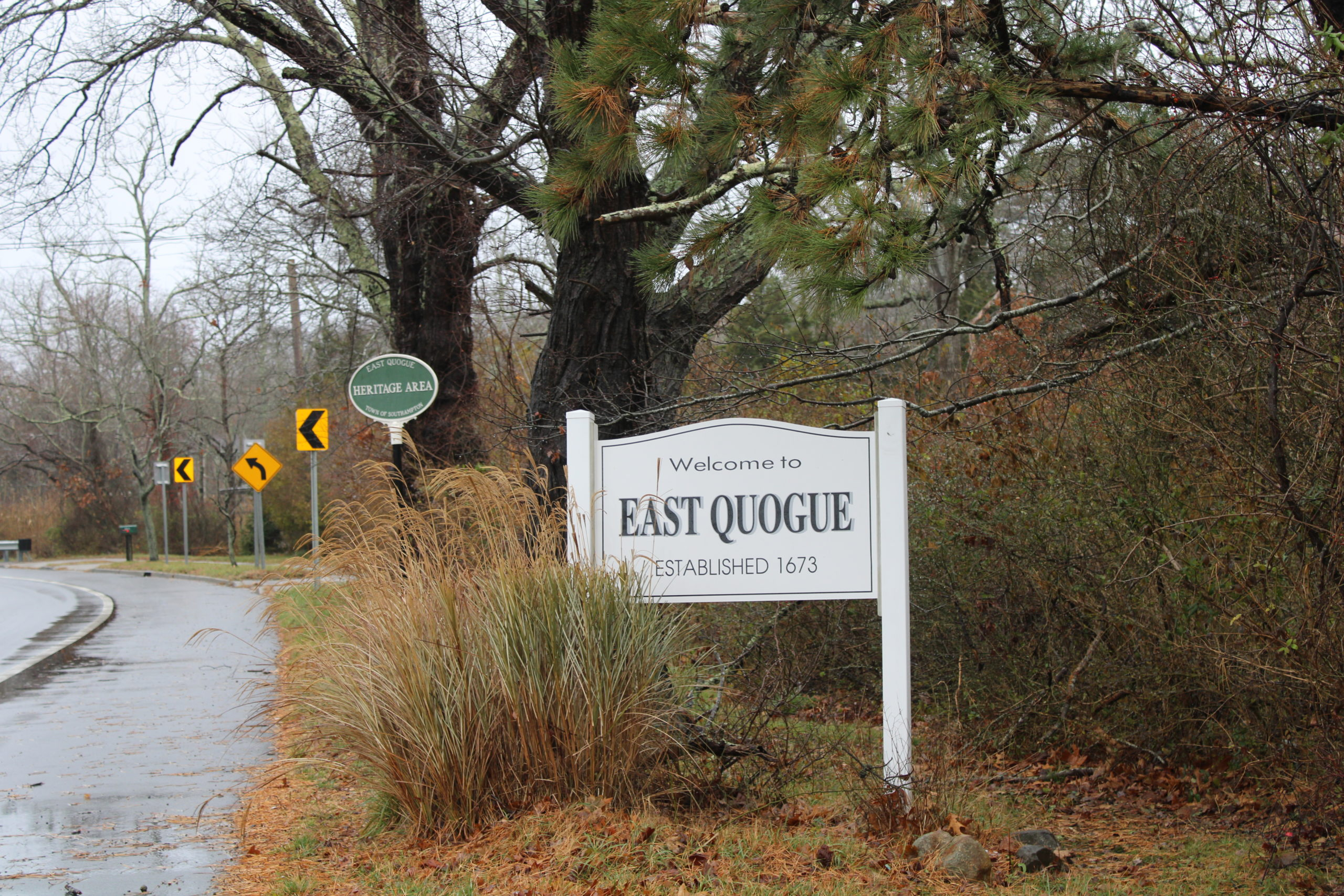Some East Quogue and Quogue Village residents may be eligable for public drinking water.