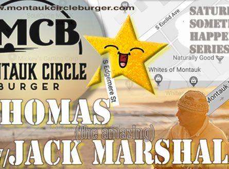 ****Thomas and Jack Marshall @ Montauk Circle Burger