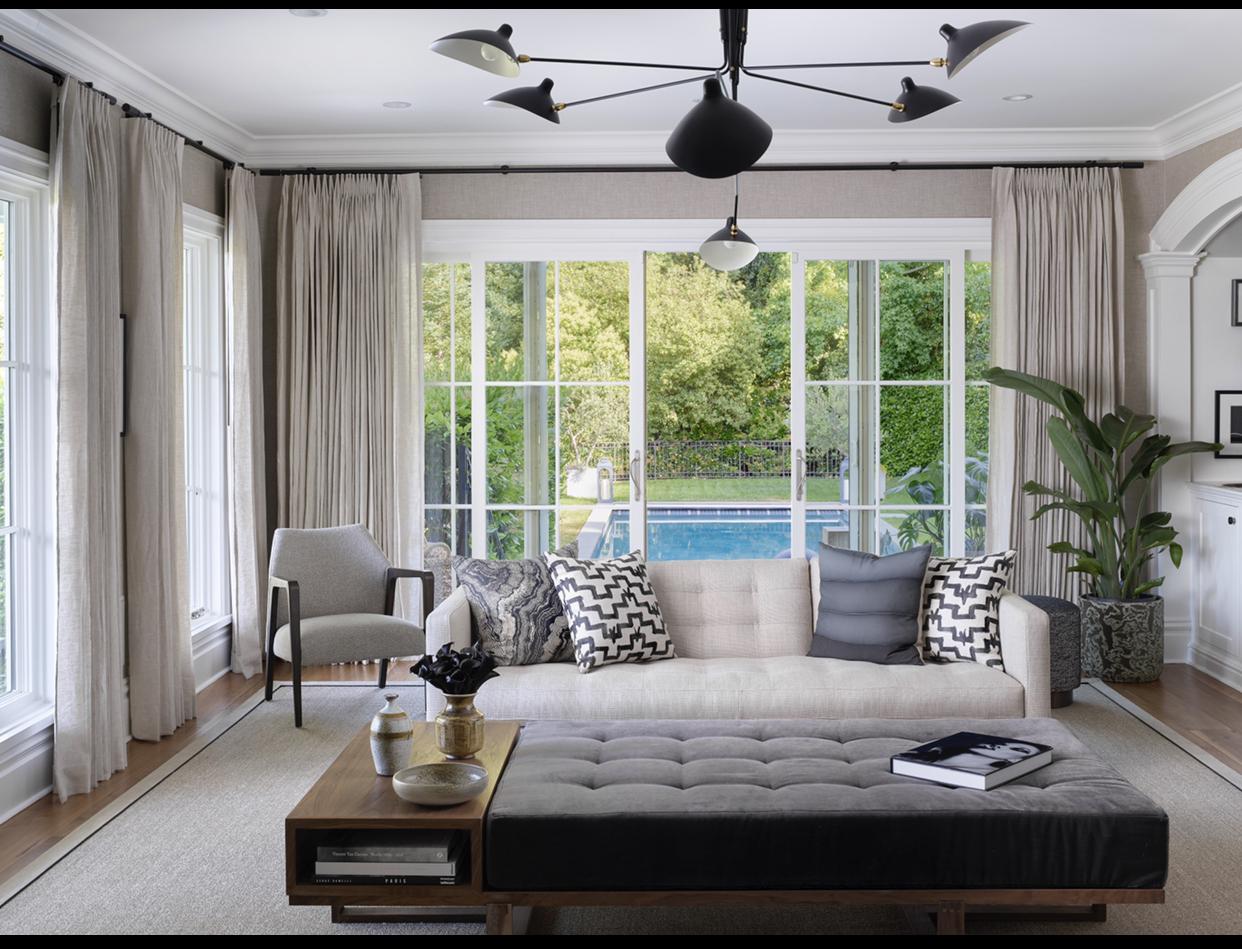 Furniture designed by Timothy Godbold. COURTESY TIMOTHY GODBOLD