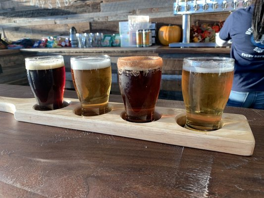 Comedy (and beer) is brewing at the Westhampton Beach Brewing Co.
