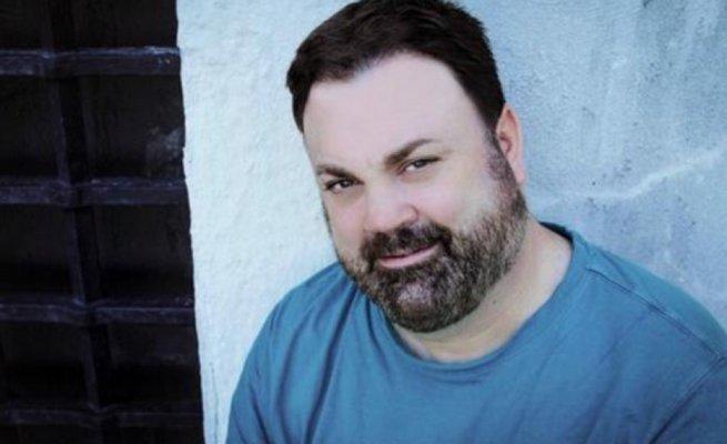 Comedian Chris Roach