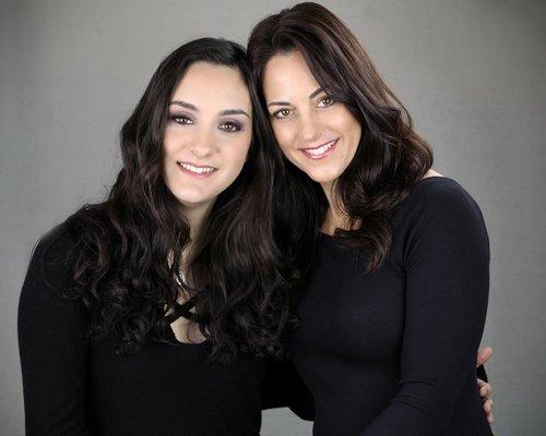 and her daughter Rachel. COURTESY RACHEL RAGONE