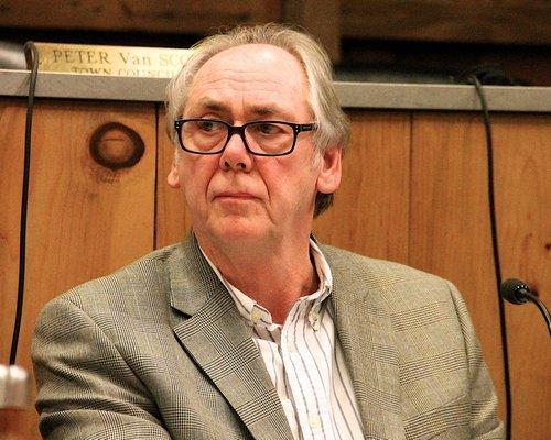 Trustees Clerk Francis Bock