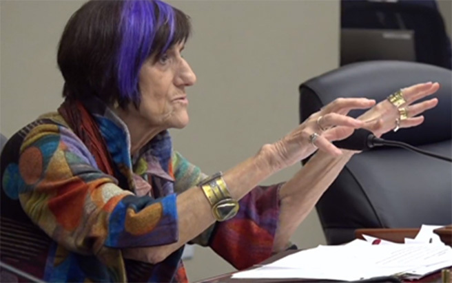 Connecticut U.S. Representative Rosa DeLauro hosted a forum on  the youth vaping epidemic in Washington, D.C., this week.