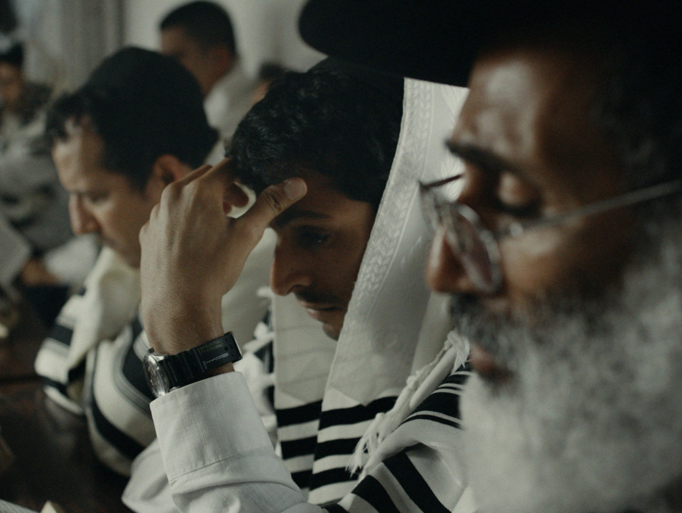 A still frame from Yaron Zilberman's film