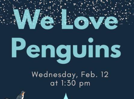 We love penguins