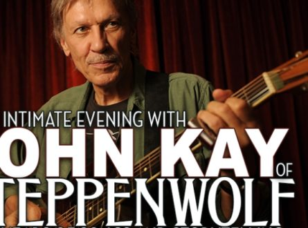 An Intimate Evening with John Kay of Steppenwolf