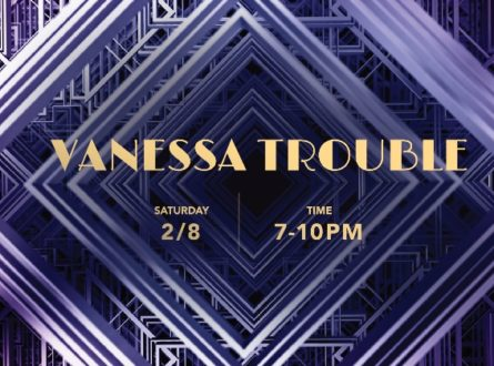 A Night of Swing with Vanessa Trouble