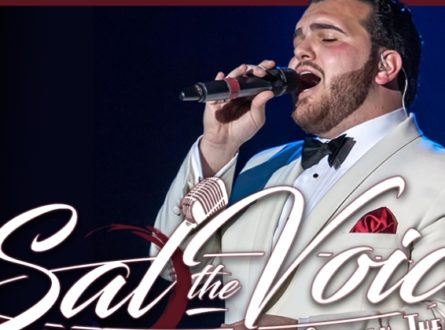 "Sal ""The Voice"" – A Sal-Entine's Weekend!"