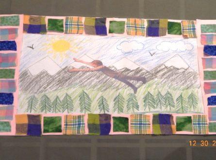 Kid's Winter Folk Arts Workshops: Tar Beach Quilt