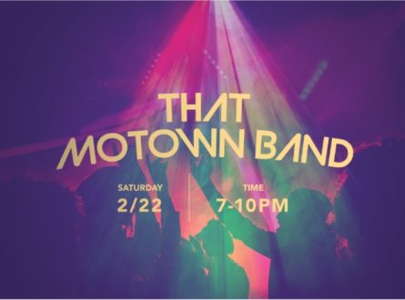 That Motown Band Dance Party