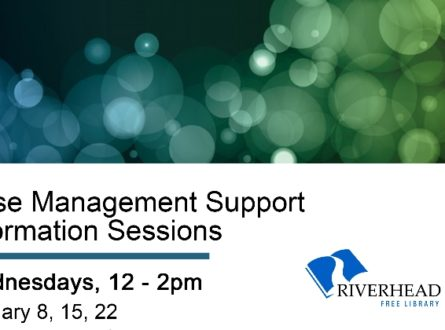 Case Management Support Information Sessions
