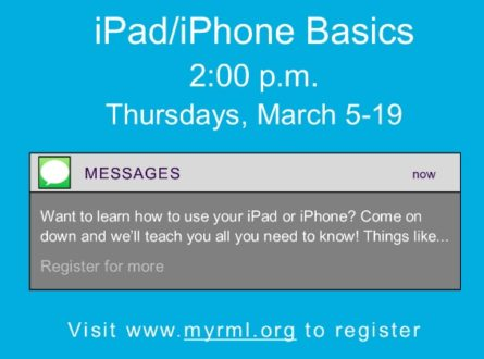 iPad/iPhone Basics