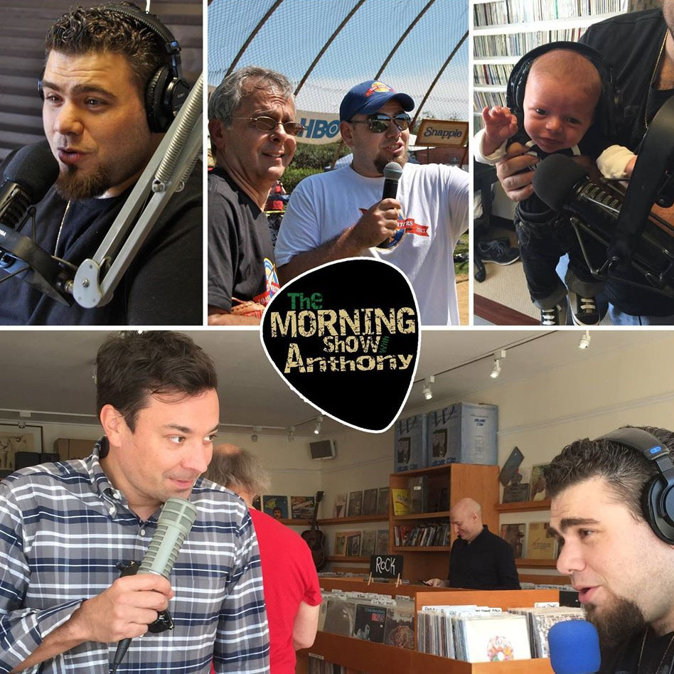 Popular radio personality Anthony Famiglietti has joined the WLNG team.