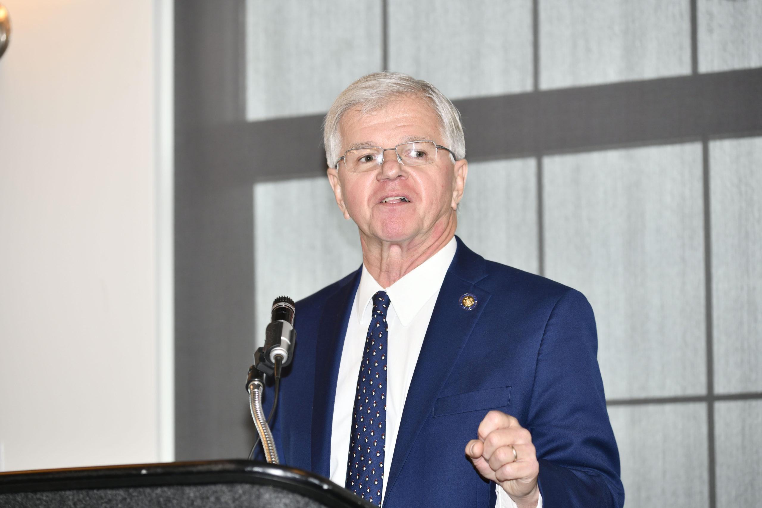Assemblyman Fred W. Thiele Jr.    PRESS FILE