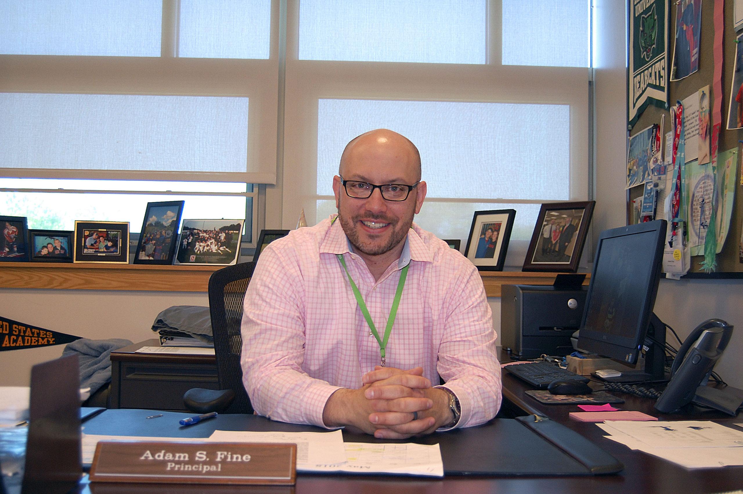 Adam Fine