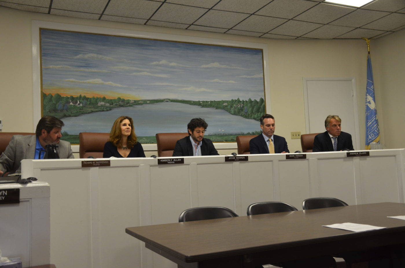The Southampton Village Board will revise its proposed tree law.