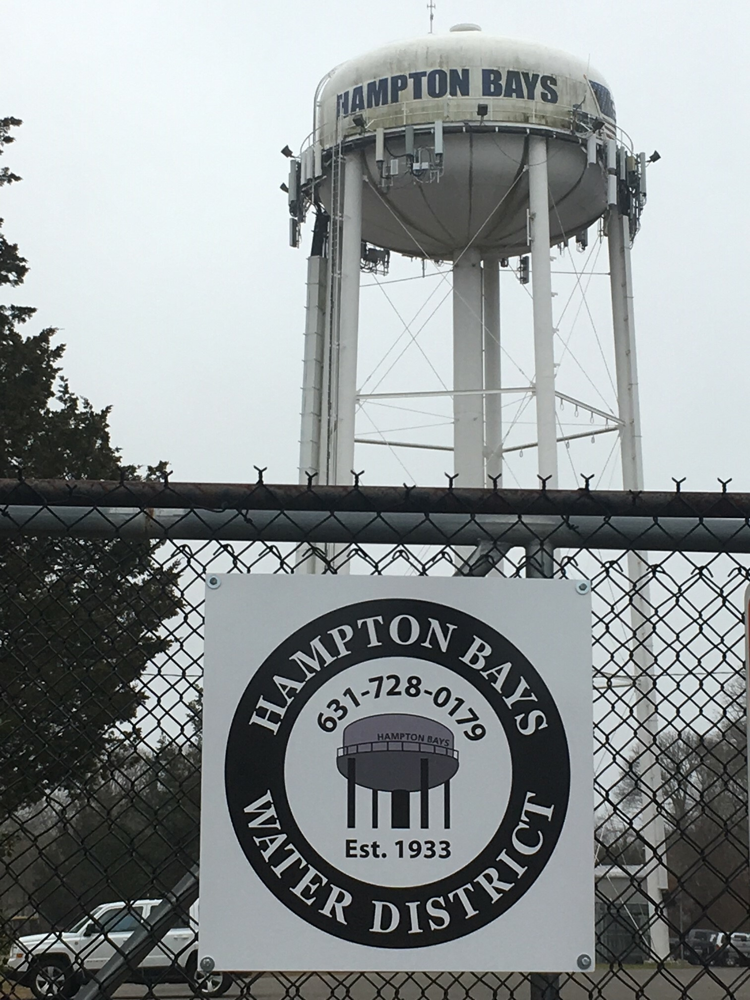 Southampton Town Board members are poised to eye a comprehensive analysis of the Hampton Bays Water District. KITTY MERRILL