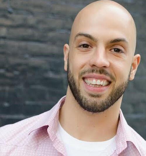 Comedian Sergio Chicon.