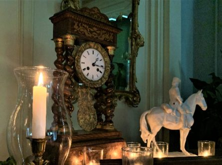 First Saturday: Candlelight Tour of the Rogers Mansion