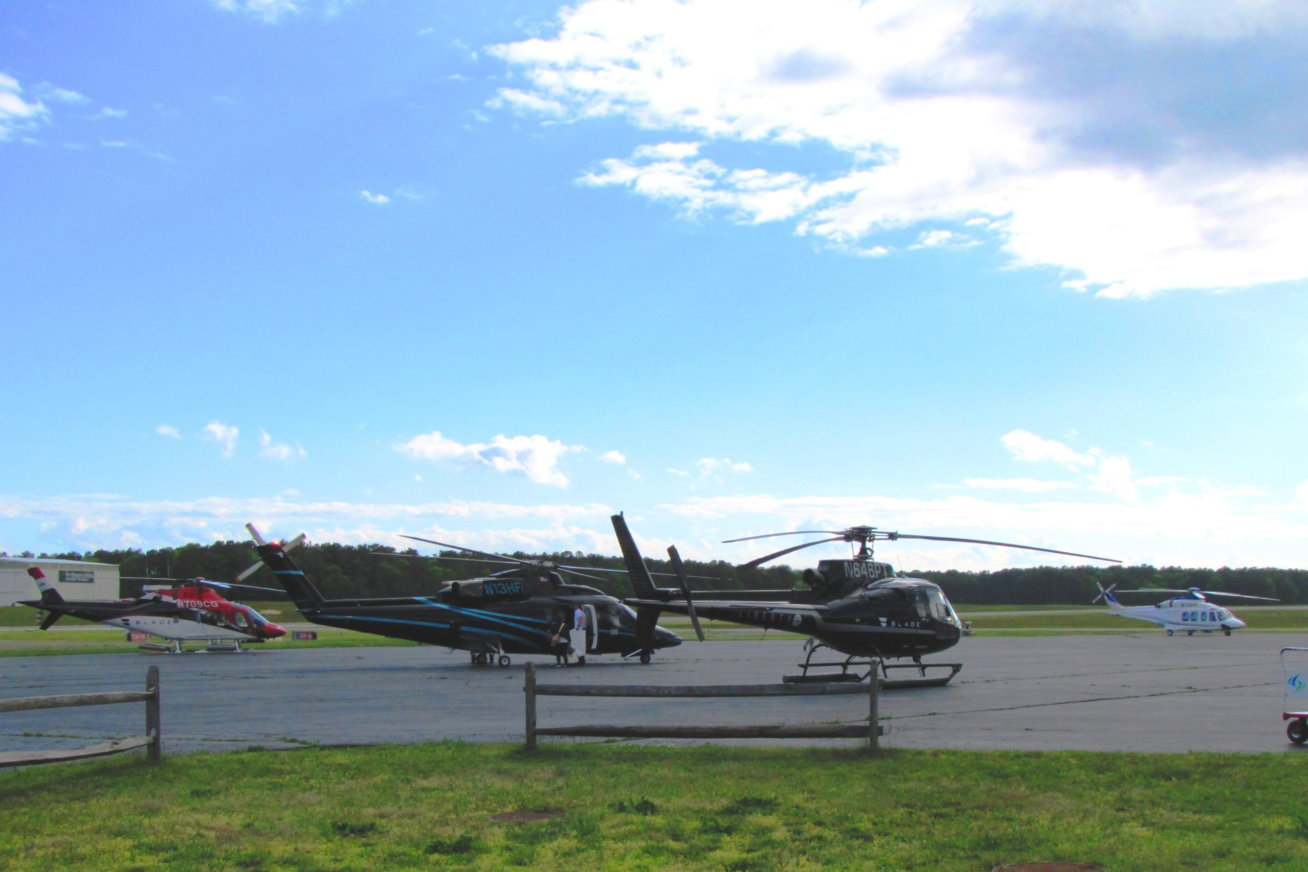 Helicopter flights into East Hampton Airport have swollen steadily in the last 20 years and sparked a debate about whether the airport should be closed, which will be the focus of the January 30 Press Sessions event.
