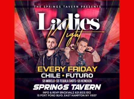 Friday Night Dance Party with DJ Chile
