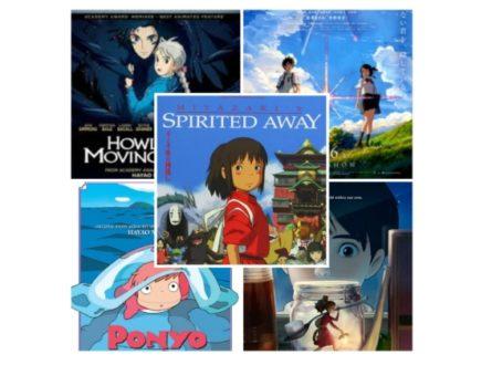 Anime Movie Afternoon
