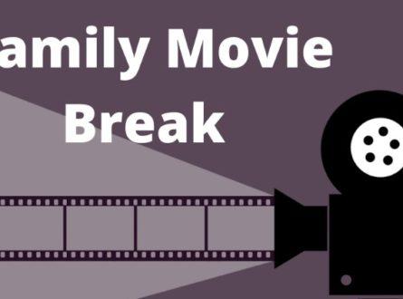 Family movie break