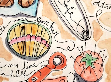 February Break Arts Journaling, ages 10+