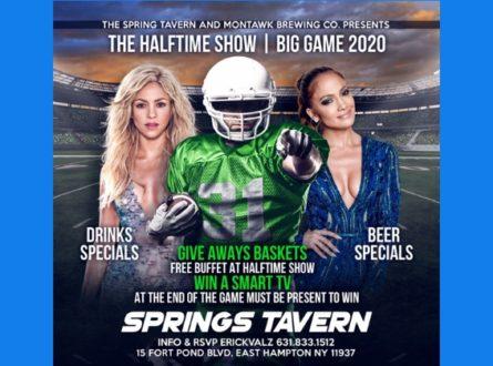 Big Game | Half Time Show