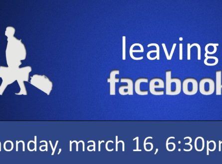 Leaving Facebook