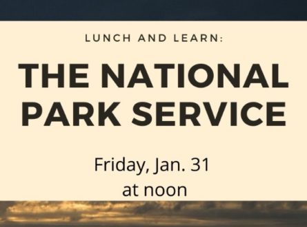 Lunch and Learn: The National Park Service