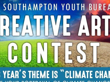 Creative Arts Contest: Climate Change