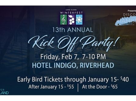 13th Annual Winterfest Kickoff Party