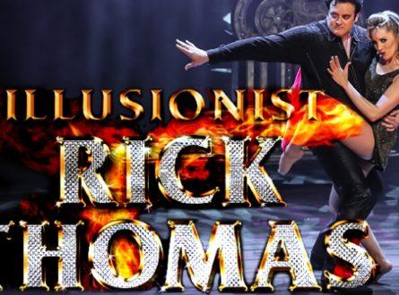 Master Illusionist – Rick Thomas
