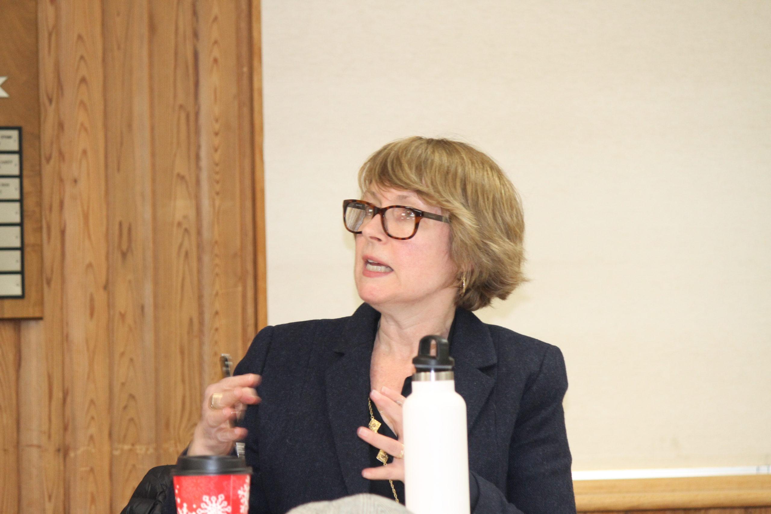 Councilwoman Kathee Burke-Gonzalez