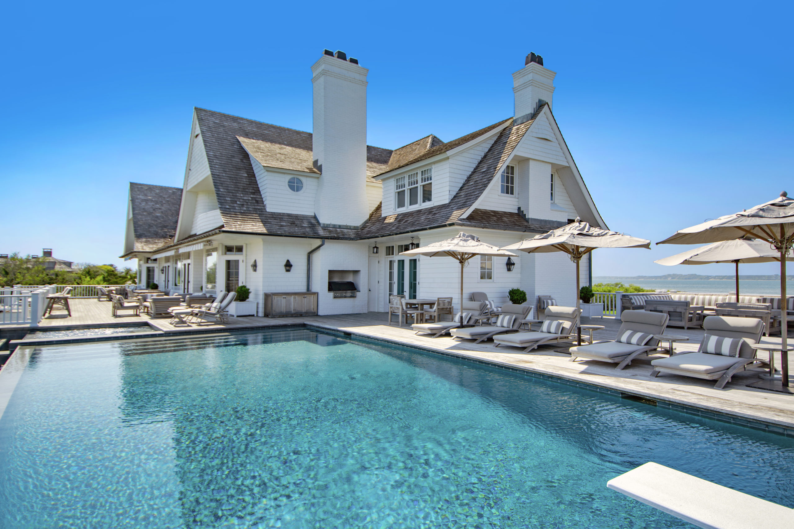 1050 Meadow Lane in Southampton Village sold for $40,910,000 in January 2020.