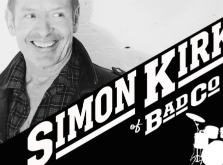 Simon Kirke of Bad Company