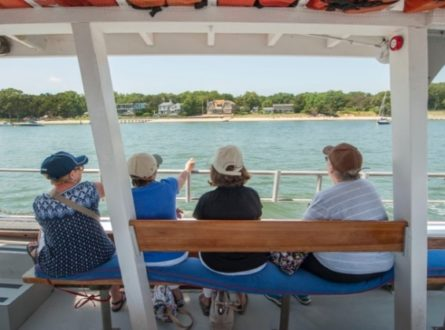 90 Minute Nature Cruise Boat Rides