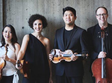Bridgehampton Chamber Music – Verona Quartet