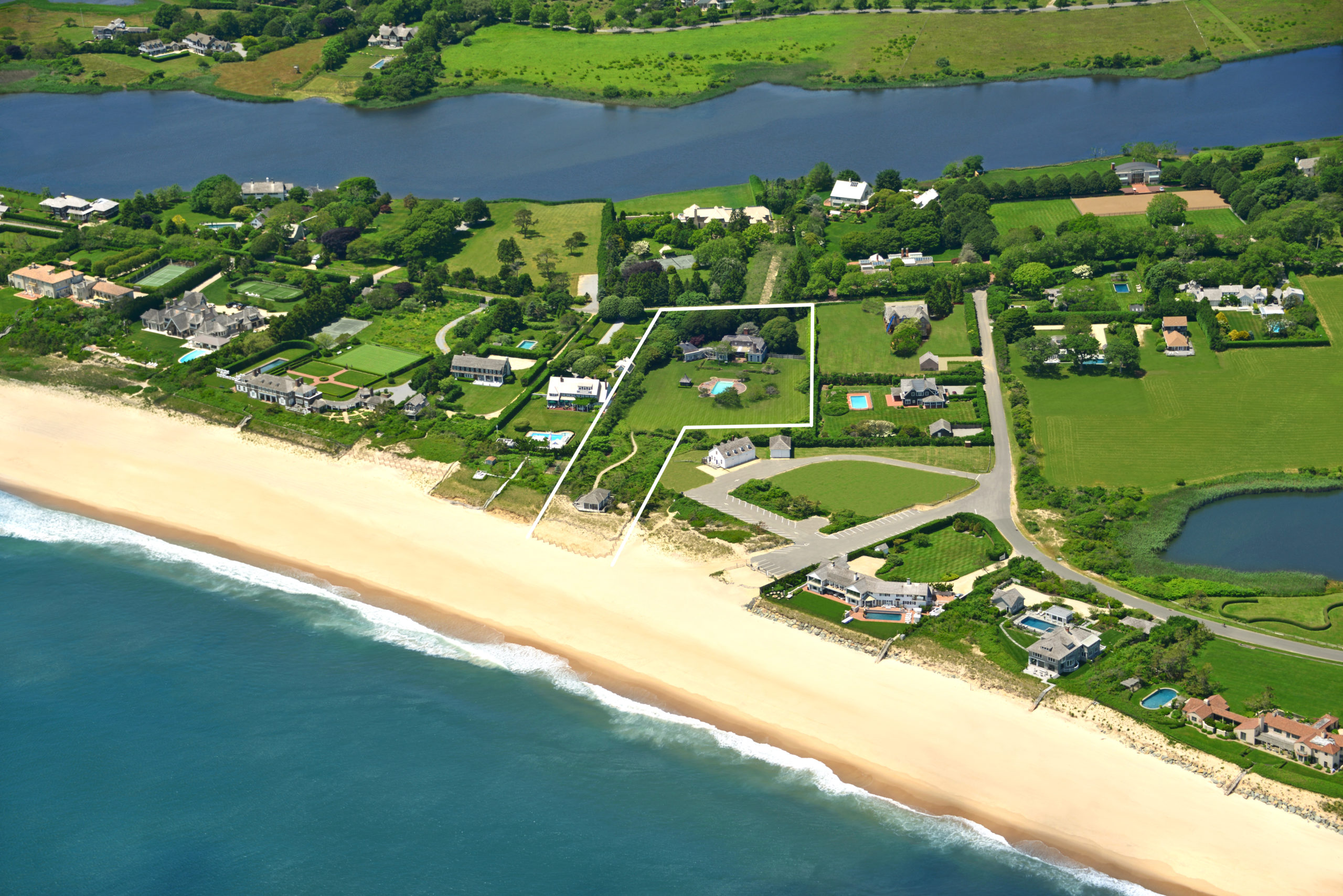 7 West End Road, East Hampton, the No. 9 Hamptons home sale of 2019.