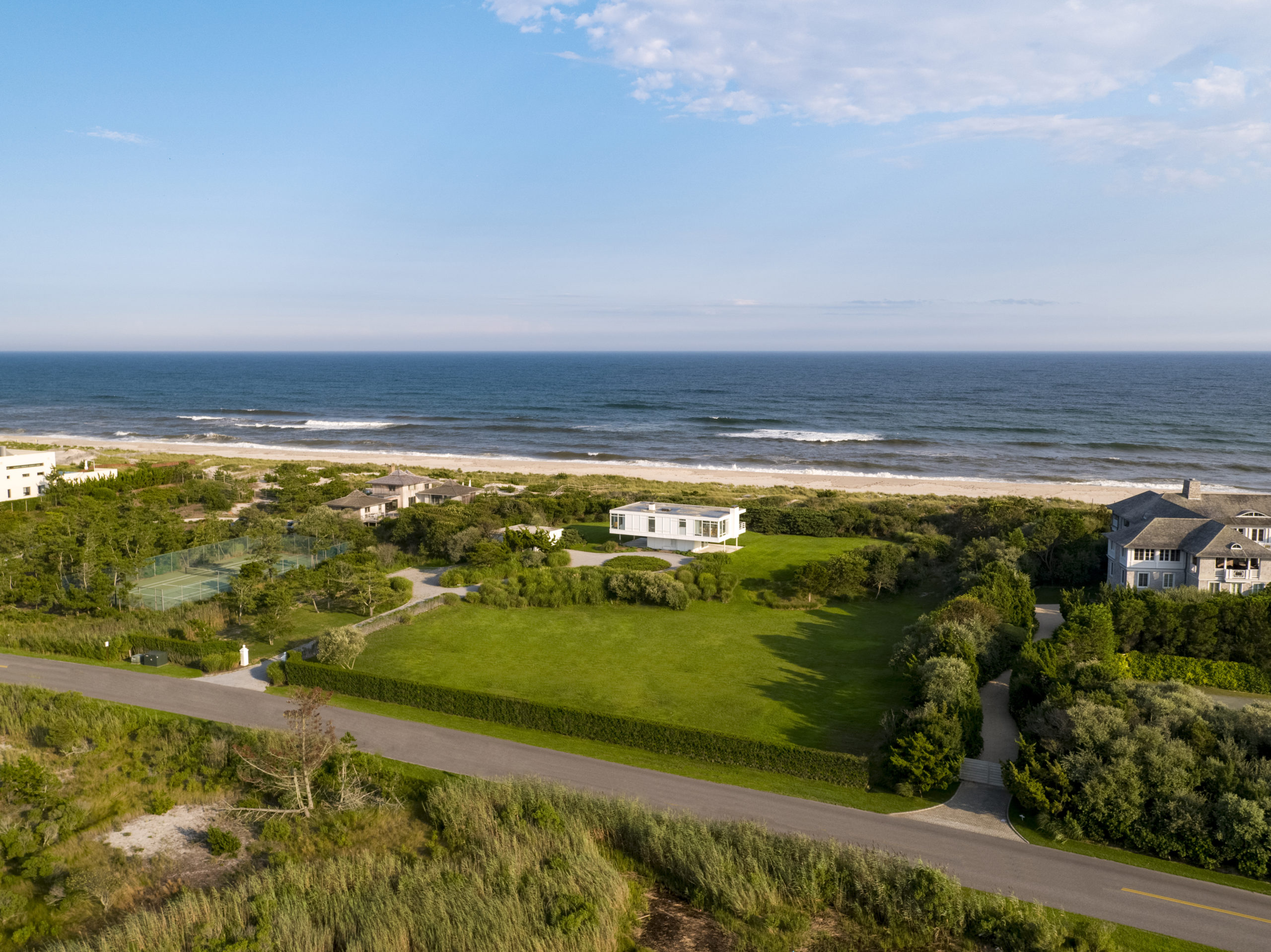 980 Meadow Lane, Southampton, the No. 4 Hamptons home sale of 2019.