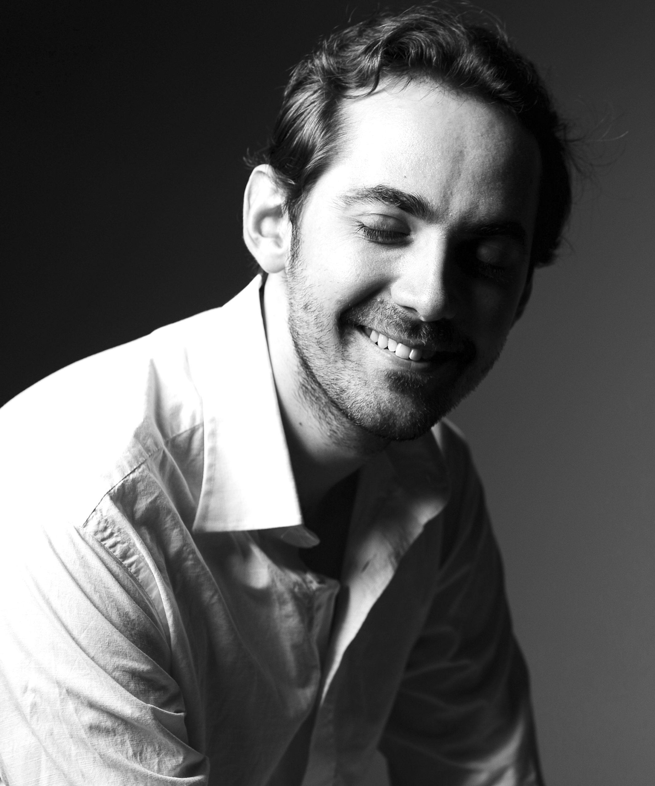 Pianist Alex Pryrodny.
