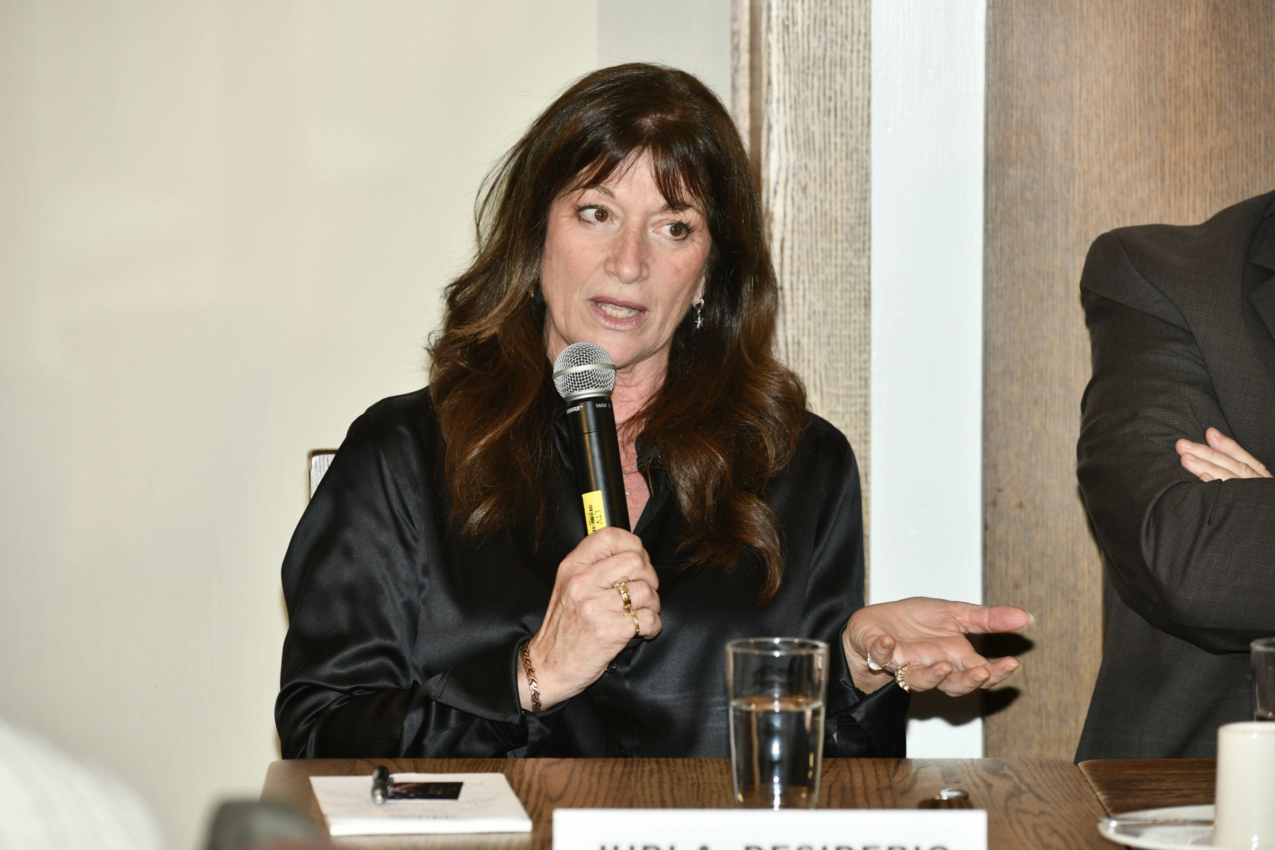Judi Desiderio, CEO and president, Town & Country Real Estate.