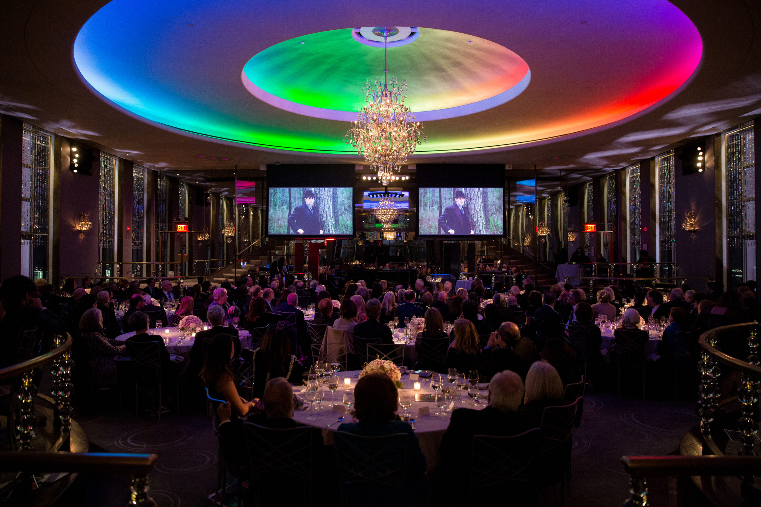 The 2019 Guild Hall Academy of the Arts Achievement Awards Dinner a The Rainbow Room in New York City.