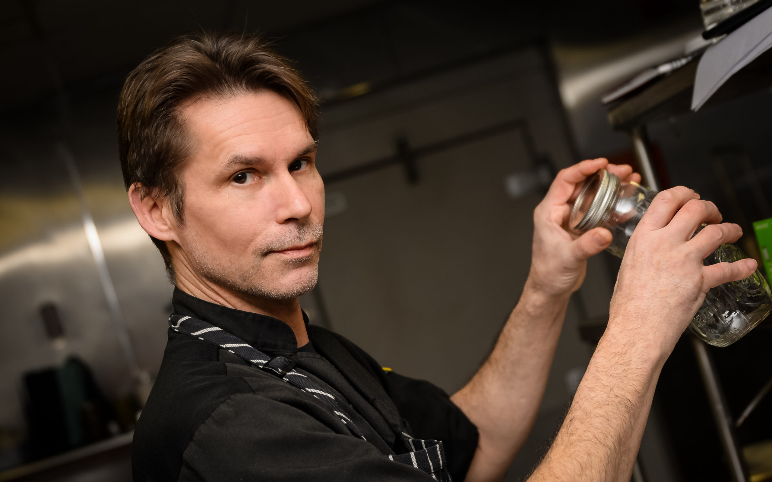Chef Jon Albrecht.